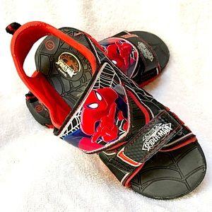 Marvel Spider-Man Boys Sandals